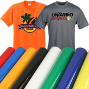 CAD-CUT PU Heat Transfer Vinyl Sample Pack