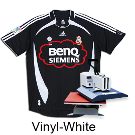 Heat Transfer Vinyl-White