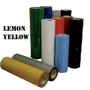 Heat Transfer Vinyl-Lemon Yellow