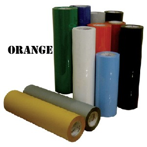 Heat Transfer Vinyl-Orange