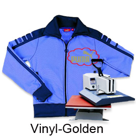 Heat Transfer Vinyl-Golden